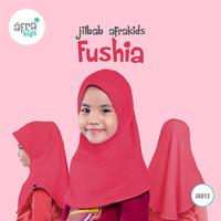 Jilbab Anak - Fushia
