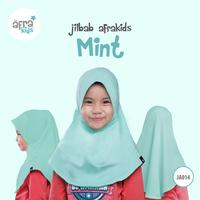 Jilbab Anak - Mint