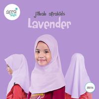 Jilbab Anak - Lavender
