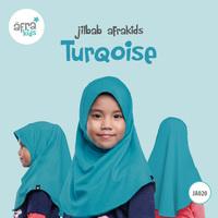 Jilbab Anak - Turqoise