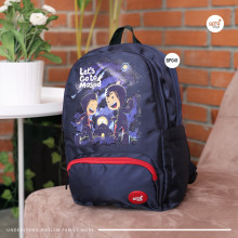 Tas Anak SD - Let's Go To Masjid