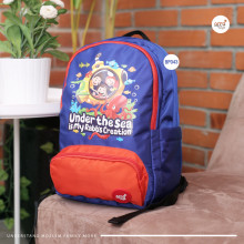 Tas Anak SD - Backpack Afrakids - Under the Sea is My Rabb's Creation